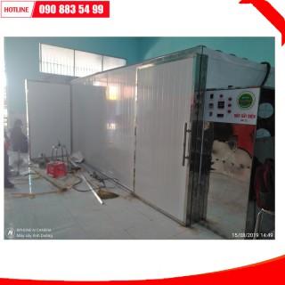 Máy sấy Ánh Dương AD12 - 216 khay 72cmx100cm