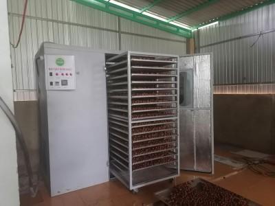 Máy sấy nông sản AD3, 36 khay