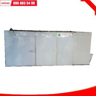 Máy sấy dùng củi Ánh Dương AD4 54 khay 72x100cm